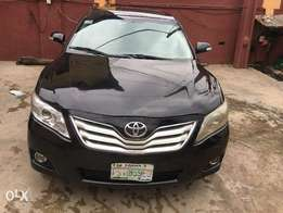 Very Clean Nigerian Used Toyota Camry 2009 LE Black