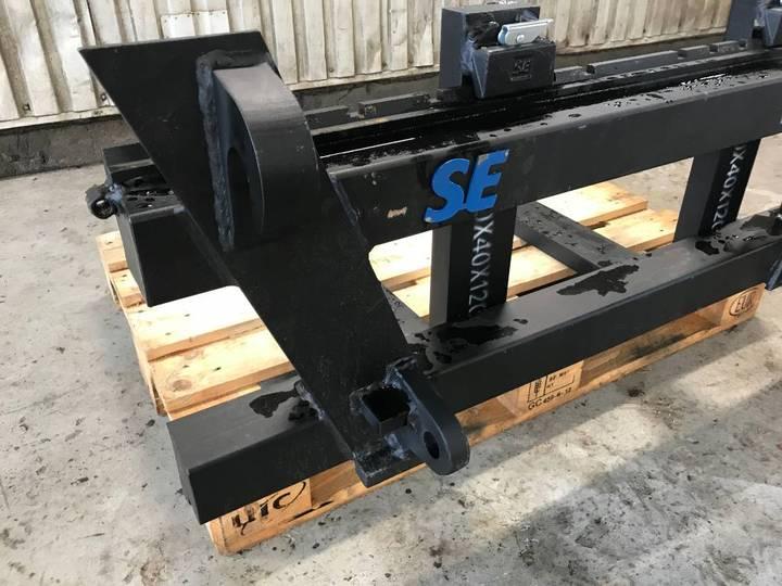 Pallgafflar 2,5 Ton Euro Se - 2019 - image 3