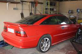 Opel Calibra 2l gsi for sale