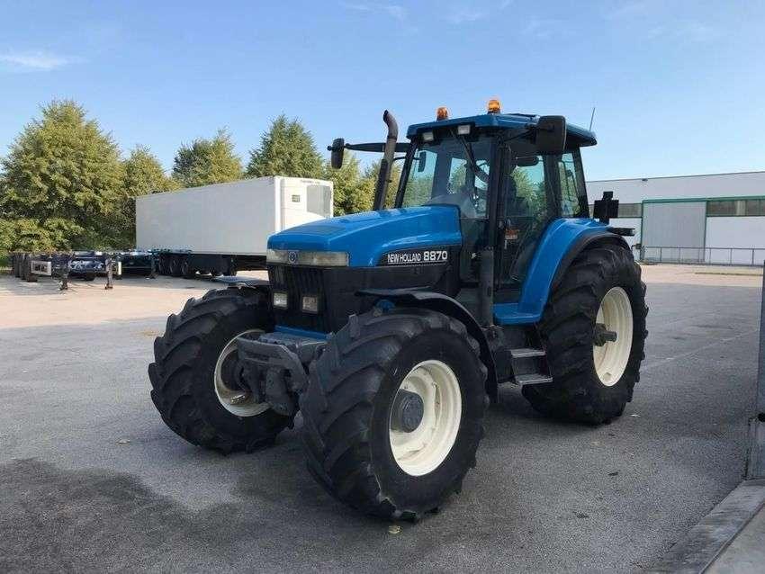 New Holland g 210 - 2001