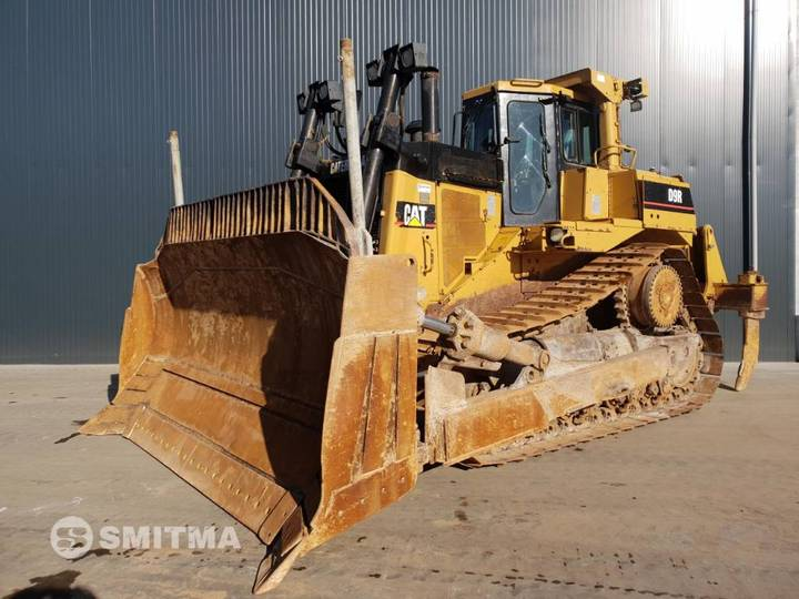 Caterpillar D 9 R W RIPPER • SMITMA - 2003