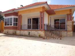 Honest 4 bedroom 3 baths stand alone house in Kyaliwajjala at 1.5m