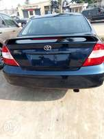 Sharp clean direct tokunbo 2003 cheap camry