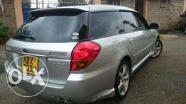 Trade in hire purchase ok for this KBW Legacy Subaru on amazing offer