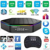 2018 T95Z Plus Android Box Octa Core 4K Android 7.1 3GB Ram 32GB Rom