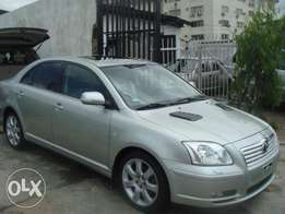 Clean 2007 Toyota avensis for sale buy and drive