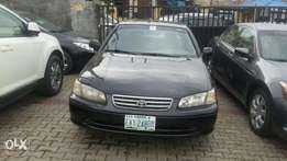 2001 Toyota Camry Registered