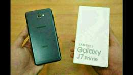 Brand New Release. Samsung galaxy j7 prime.