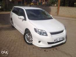 R u Kidding!! 2010 Toyota Fielder with Alloy Rims 1090k Only