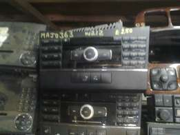 MERCEDES-BENZ and BMW radios for sale