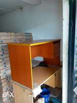 001 office table and 101 office chair.