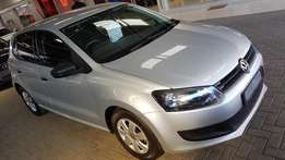 **2013 Volkswagen Polo 1.4 Trend 5dr** only 77500km**