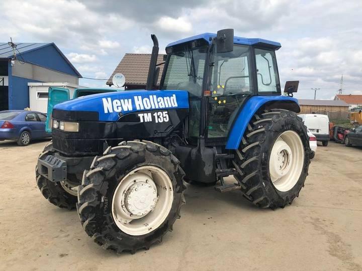 New Holland M135 - 2000