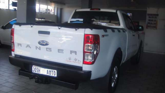 Pre owned 2012 Ford Ranger 2.2 double cab hi rider Bruma - image 5