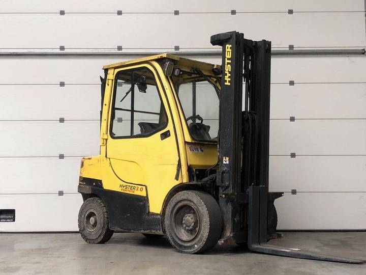 Hyster H3.0FT - 2009