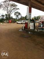 Petrol station available for dealership