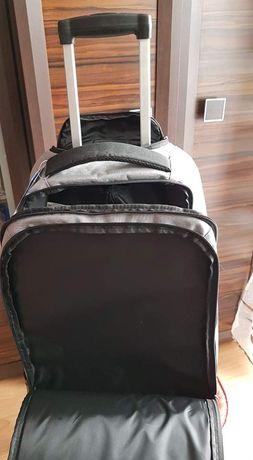 0866bc0307994 Torba podróżna na kółkach, walizka. Wyprzedaż! 4F Everhill Kraków - image 4