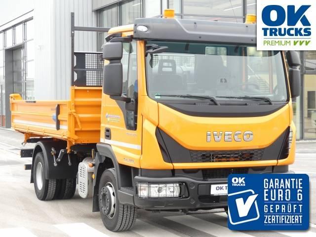 Iveco Eurocargo ML 120EL21/P CNG - 2018