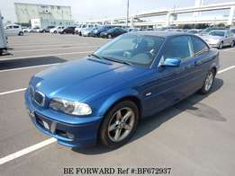 BMW 3series 318CI model 2000 for sale