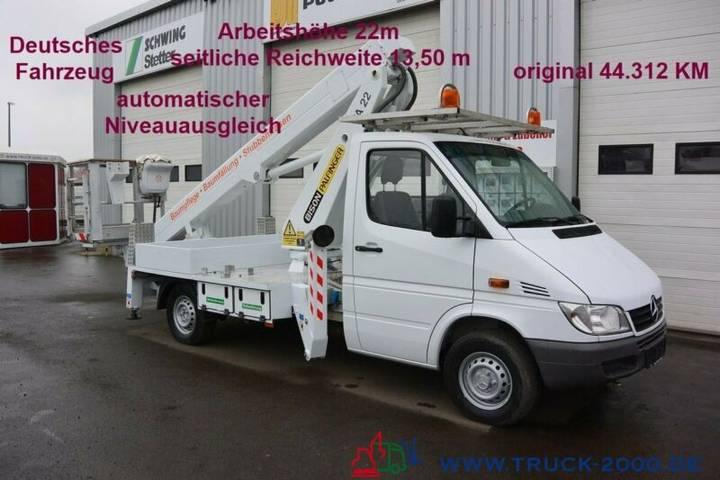 Mercedes-Benz 311CDI Palfinger Arbeitsh.22m seitl.Reichw.13,5m - 2006