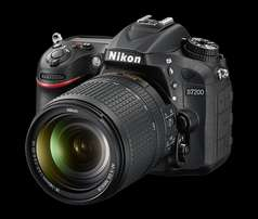 Brand New Nikon camera D7200 Shop at Kenyatta Avenue With Warranty!!
