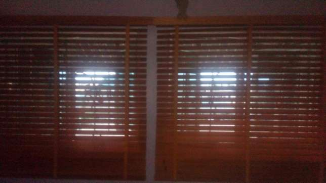 Bamboo window blinds Badagry - image 3