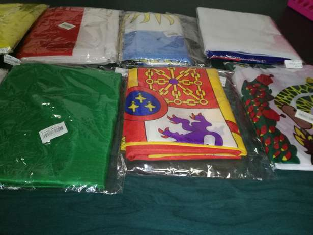 Flags for sale.New.R30 each.They are available from our costume store. Randburg - image 1