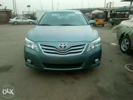 2010 Tokunbo Camry xle