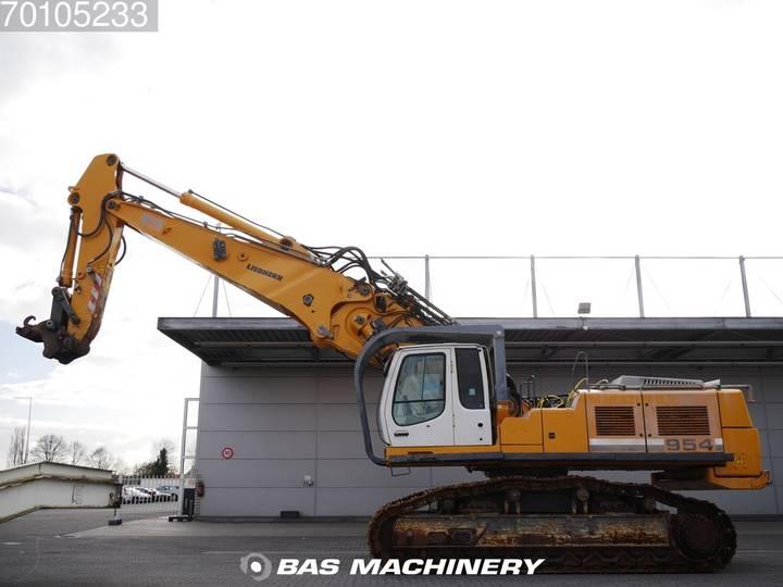 Liebherr R954C V-HDW UHD Demolition - 28 meter UHD - engine rebuil... - 2009 - image 11