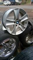 Bmw original alloy 18inch spare rim