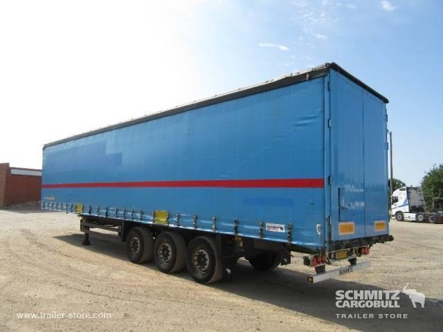 Schmitz Cargobull Semiremolque Lona Standard - 2012 - image 2