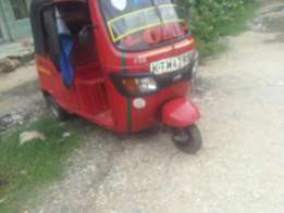 Tvs petrol tuktuk very clean ready for work for sale