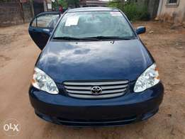 Toyota corolla 2004 for sale.