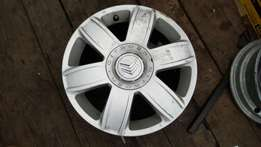 4 × Original 16 inch Citroen Rims R4000
