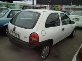 0'5 Opel Corsa with only 147000km