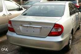 Tokumbo TOYOTA CAMRY 2004 model in Excellent Condition.