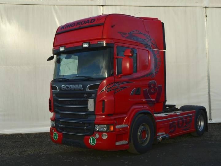 Scania R 500 V8 Hydraulika, Retarder - 2012 - image 16