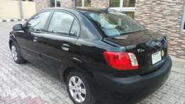 Bought Brand new KIA Rio 2009 modeljust like tokunbo