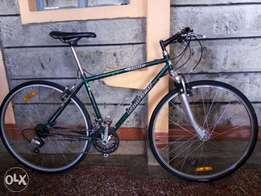 Landgear 700c Steel Bike