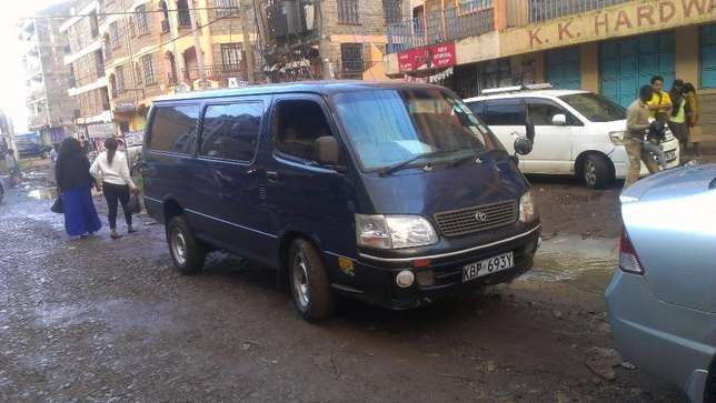 Private Toyota Hiace Shark Roysambu - image 2