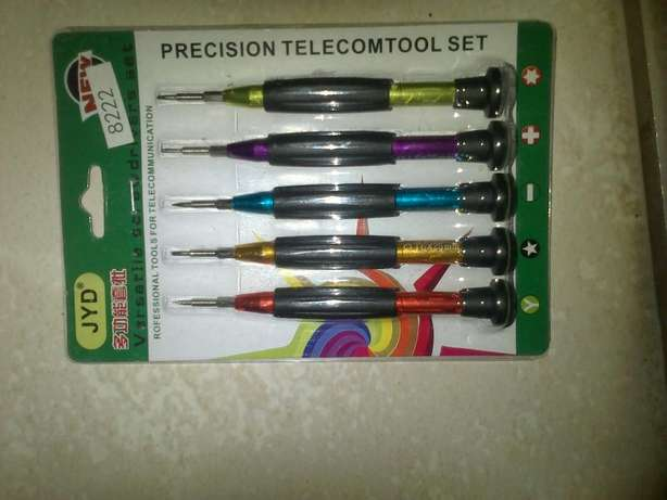Toolset screw drivers for laptop and cellphone rapairs Germiston - image 5