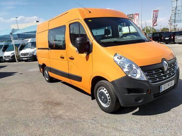 Renault Master Mixta 5 Plazas145 Cv - 2016