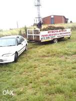 Running Honda for swap with any size of bakkie.