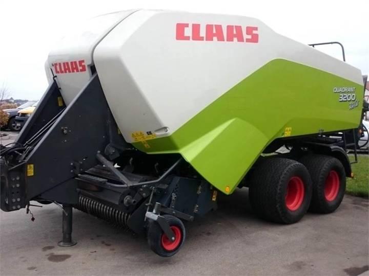Claas Quadrant 3200 - Sonderpreis - 2009