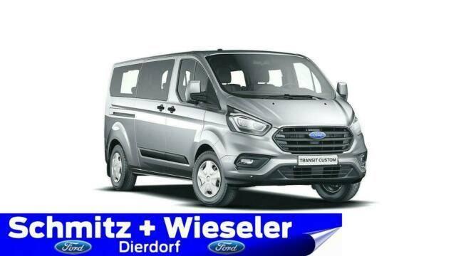 Ford Transit Custom Kombi Trend 320L1 8/9 Sitze AHK - 2019