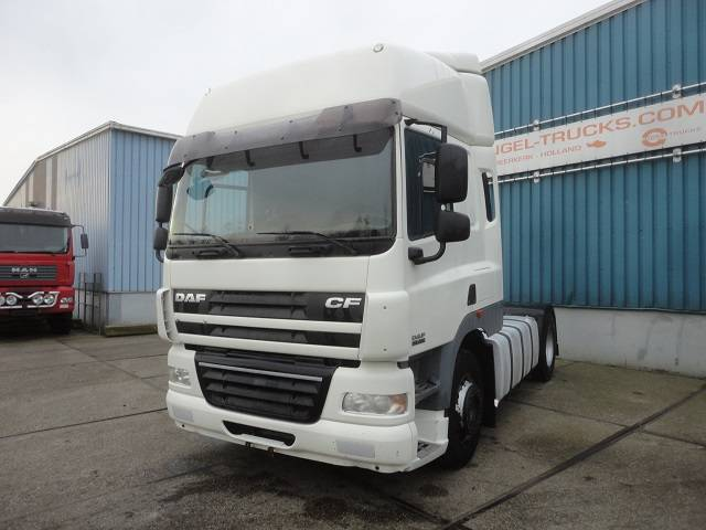 DAF FTCF85-460 SPACECAB ONLY 637.500 KM! (ZF16 MANUAL GEARBOX... - 2008