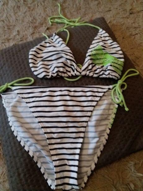948ce9217b978b Sprzedam bikini - Wrocław - Prawie nowe bikini rozmiar m miękki stanik  wiązany na szyi majtki