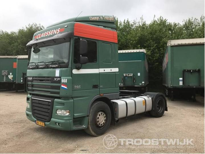 DAF FT XF 105 - 2009