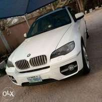 BMW x6 Naija Used Super Clean