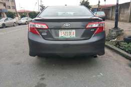 Toyota camry foreign used 2013model for sale